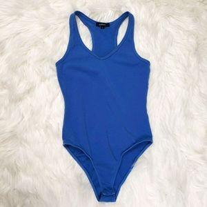 Ambiance Blue Bodysuit